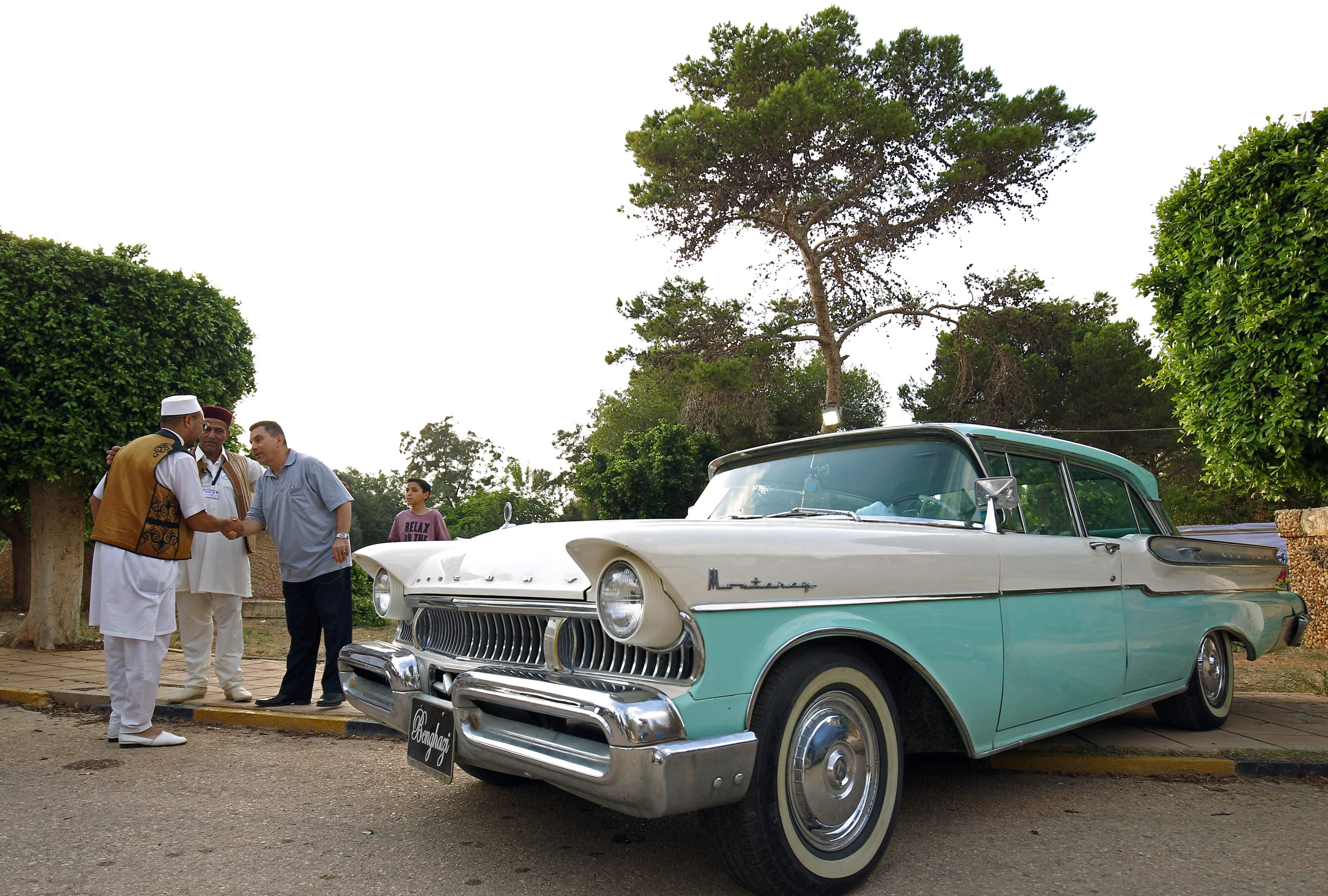 LIBYA-HOBBY-CARS